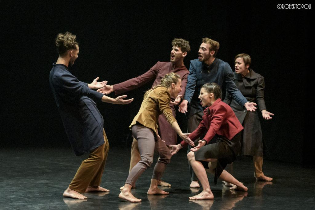 Timeline - Balletto Teatro di Torino